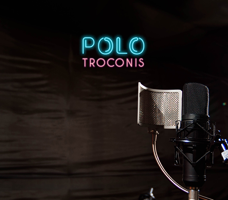 Polo Troconis and his Polomusic.